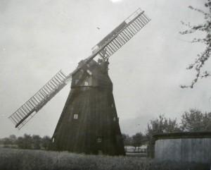 Mühle Mitte der 50 iger